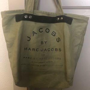 Marc by Marc Jacobs book tote